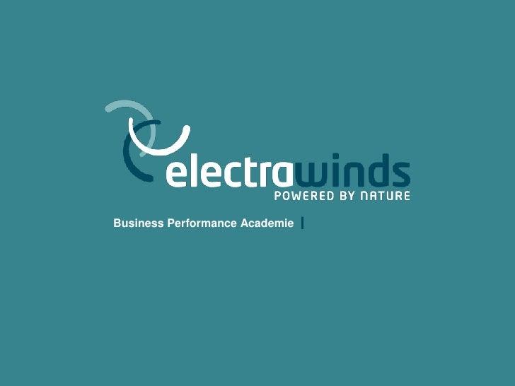 Business Performance Academie