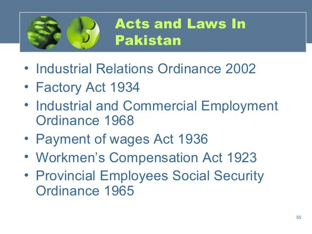 industrial relations ordinance 2002 pdf