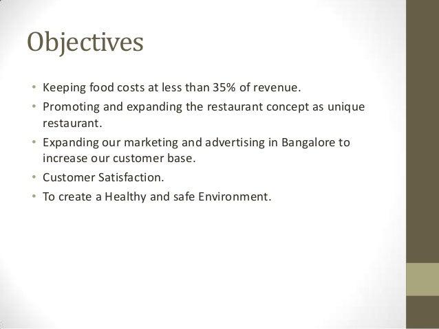 Business plan_Restaurant