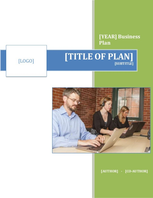 Fashion and Clothing Business: Example Business Plan