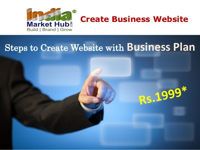 Create Business Website Step By Step No Coding