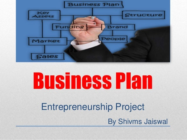 Business Plan Entrepreneurship Project By Shivms Jaiswal