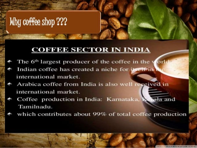 opening a coffee shop business plan pdf