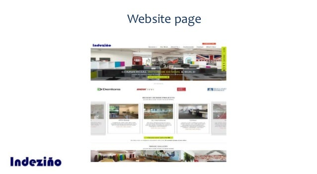 Business plan for commercial interior design firm for Interior design facebook pages