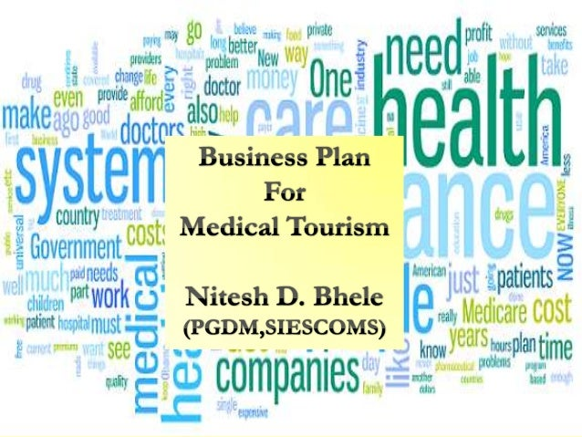 medical tourism business plan
