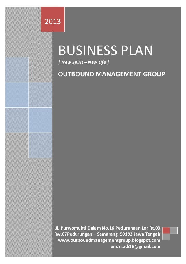 Business plan community groups