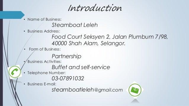 business plan presentation sample selo l ink co