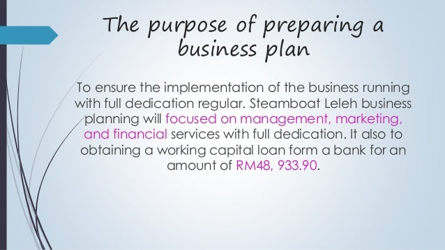 How to Write a Good Business Plan?