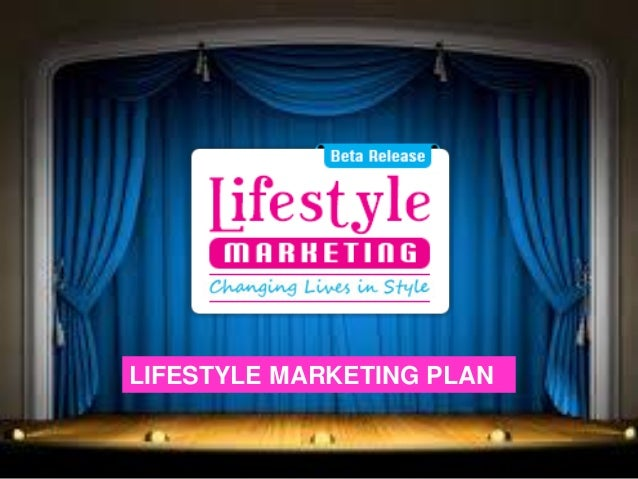 Mi lifestyle business plan presentation