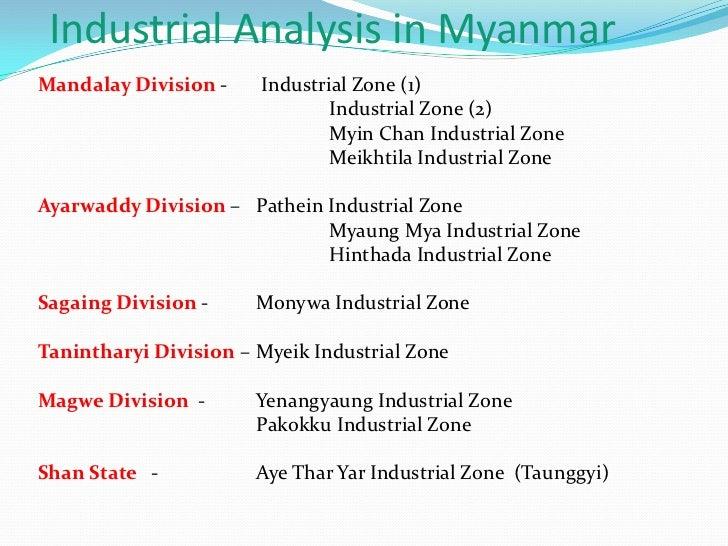 Term paper on special economic zone