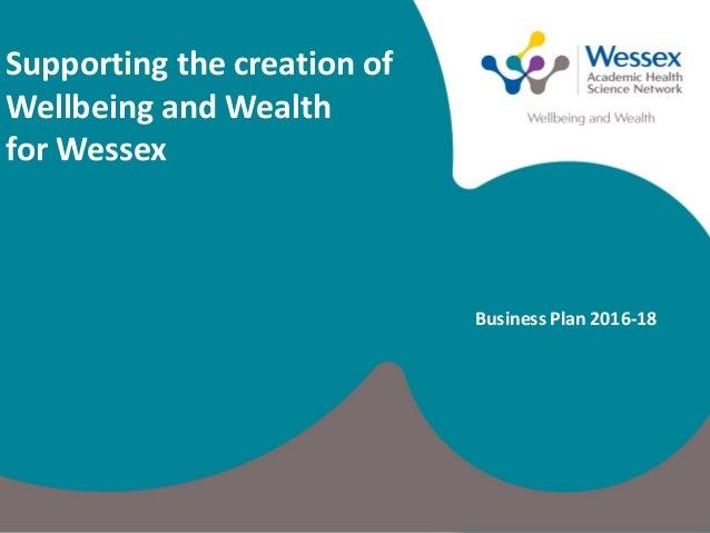 oxford ahsn business plan