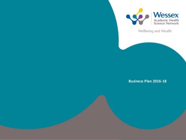 Wessex AHSN's Health Innovation Programme 2017