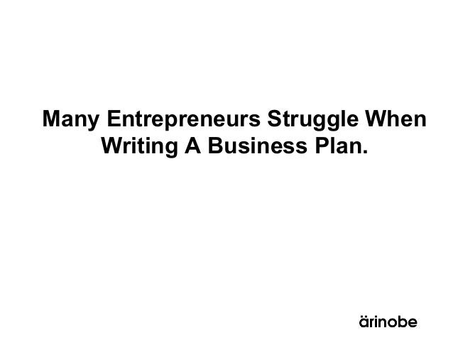 Business Plan Coaching