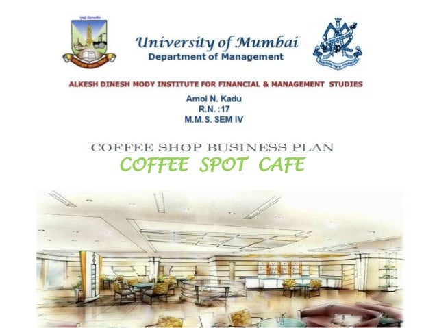 Cafe Design Ppt