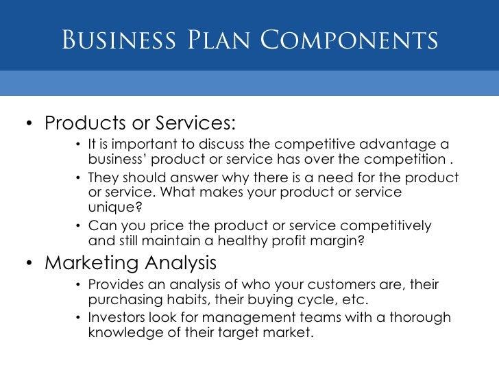 training provider business plan