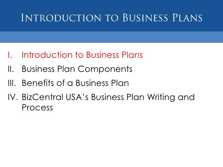Business plan writing services usa