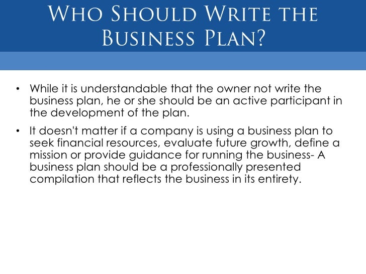 baxter development company business plan