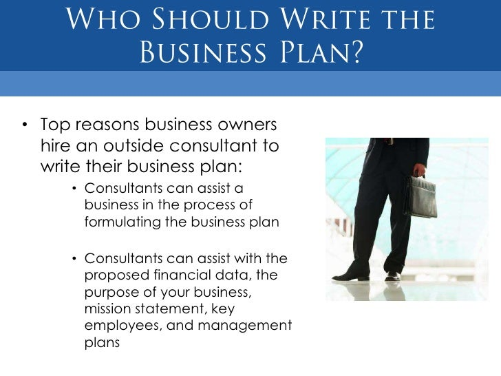 financial data business plan should have