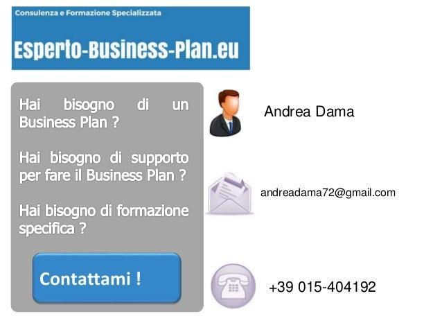 business plan gelateria xls