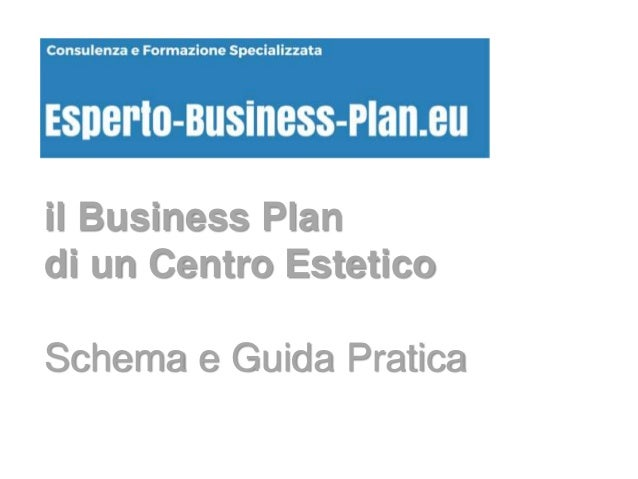business plan per centro fitness