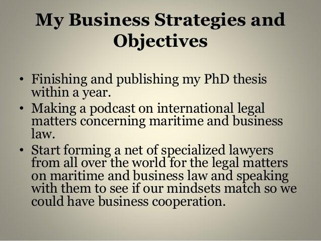 International Marketing Dissertation Topics in PDF