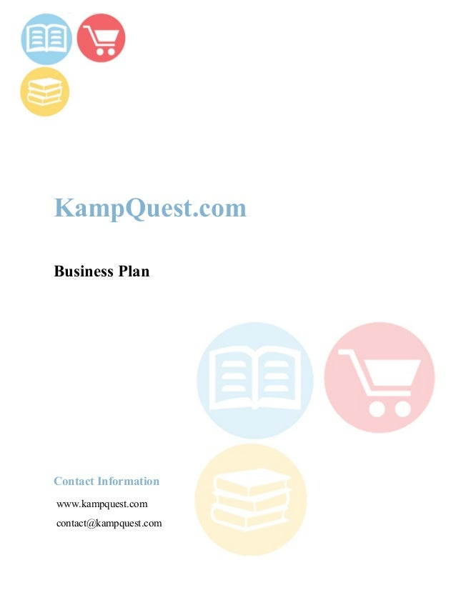 Business Plan For Second Hand Online Book Store - Bookstore business plan template