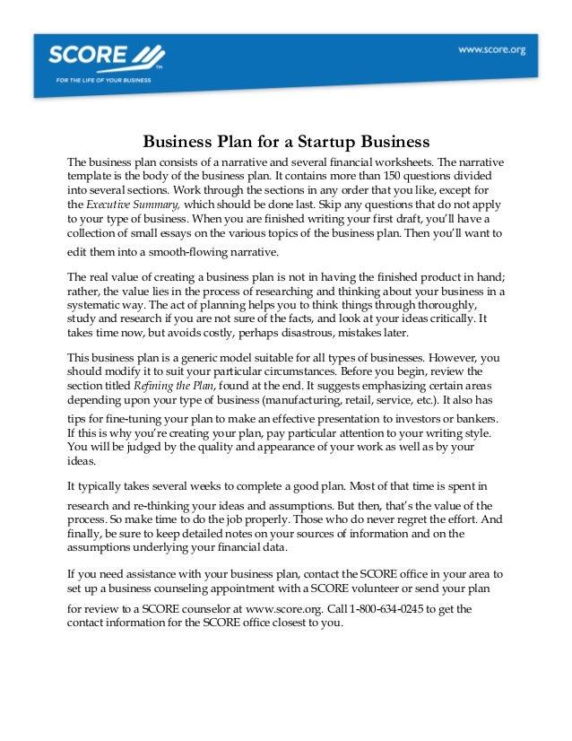 linkedin startup business plan