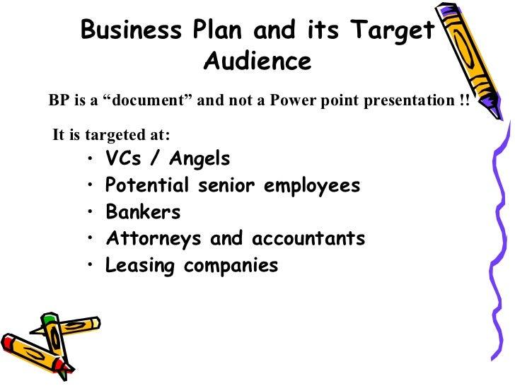 Venture capital company business plan