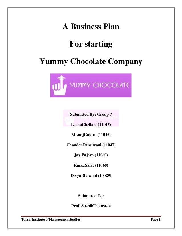 contoh proposal business plan brownies