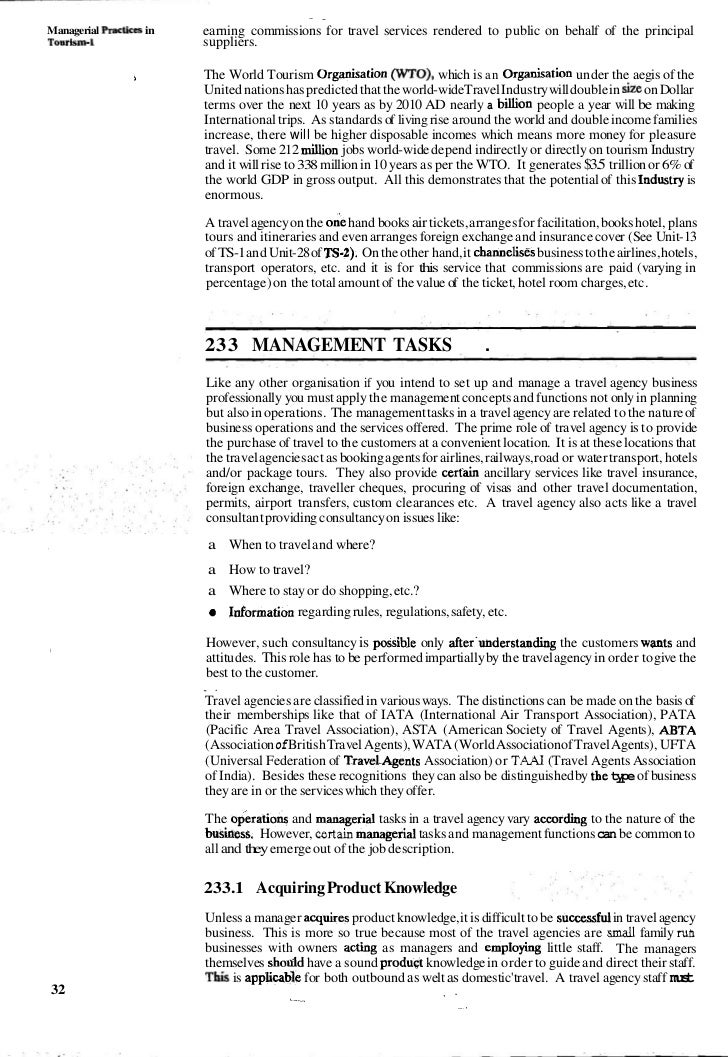 Natural environment analysis document