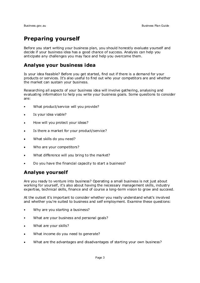 Free Sample Business Plan Manufacturing Company Template