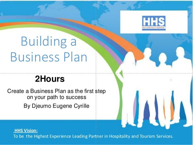 Business Plan By Help Hospitality Services