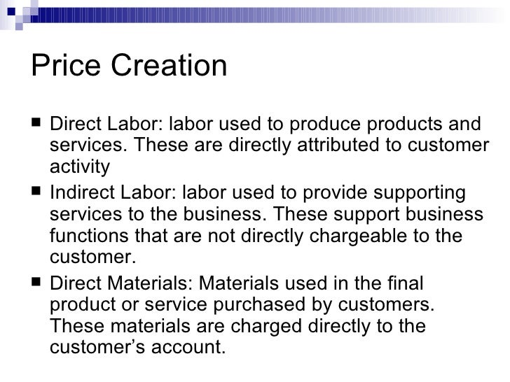 Insurance Is Direct Or Indirect Expense