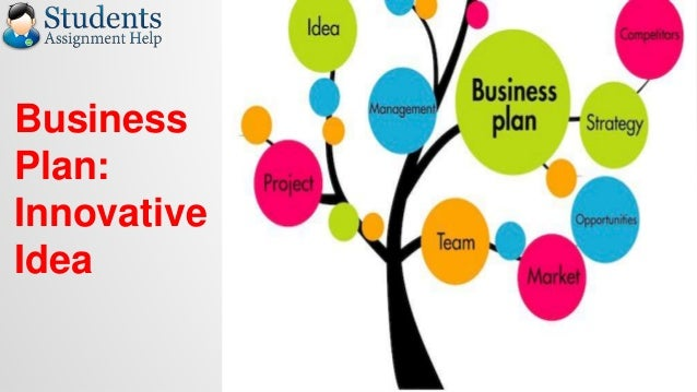 innovative business plan pdf