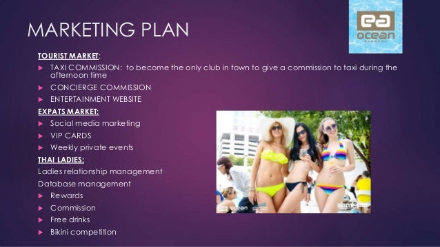 bikini business plan