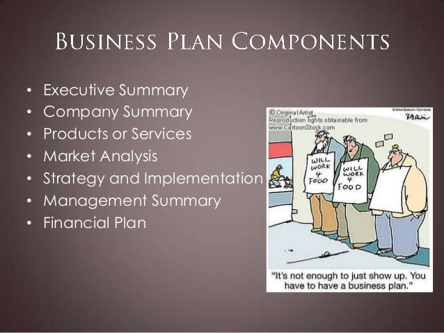 8 Steps for Writing an Ecommerce Business Plan