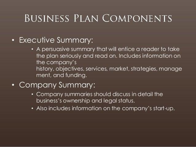 Anne business plan