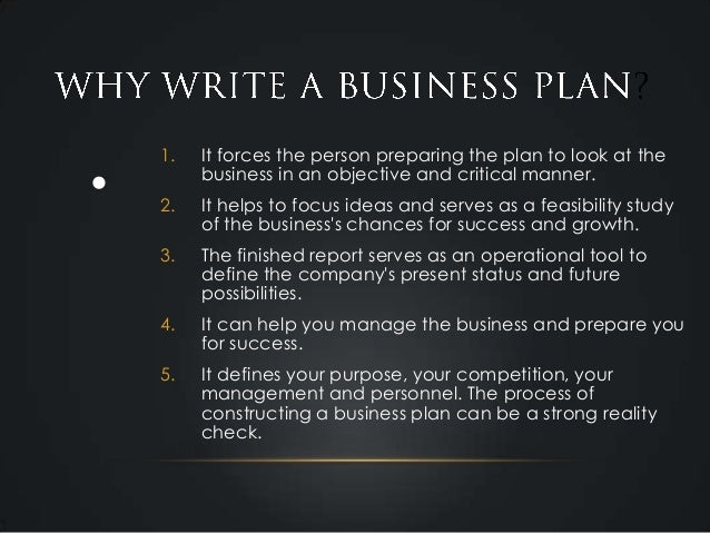 Importance Of Business Plan To An Entrepreneur Pdf. Importance ...