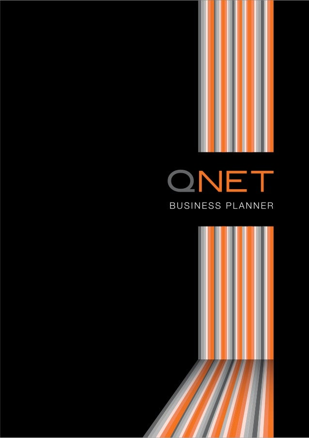 Qnet full business plan