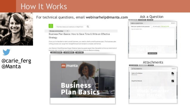 how to write an effective business plan pdf