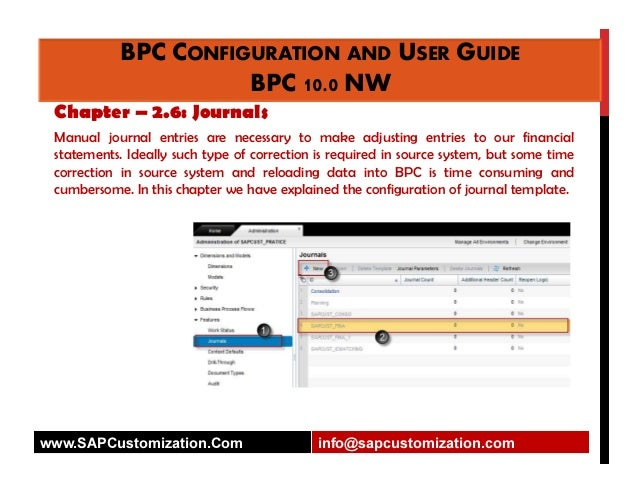 bpc configuration and user guide ver 10 0 rh slideshare net sap bpc 10.0 concept configuration and user guide sap bpc 10.0 concept configuration and user guide