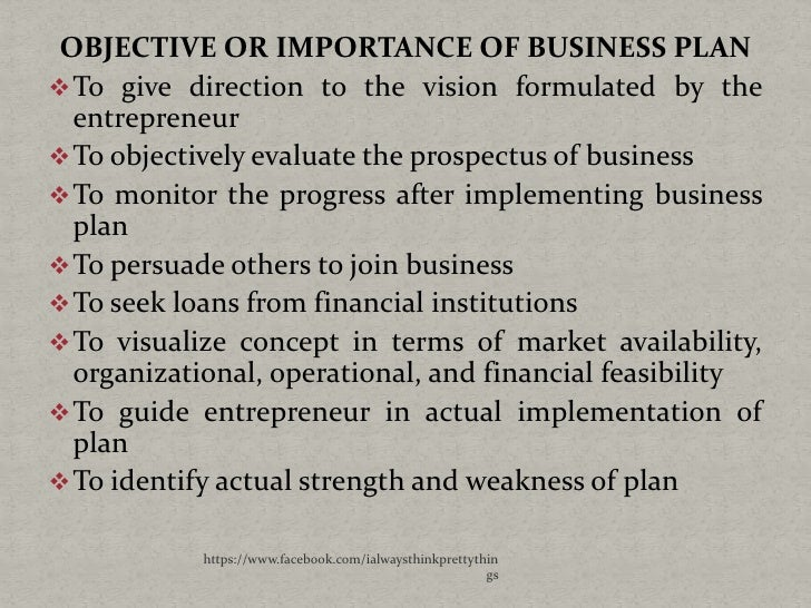 Order a business plan