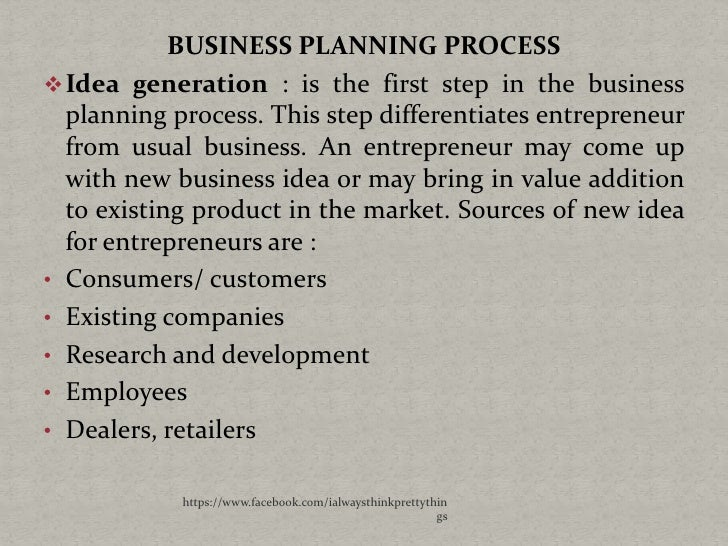 Sustainable Business/Planning for the future