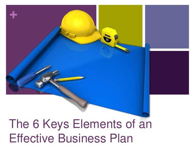 Fullan s 10-key elements of a business plan