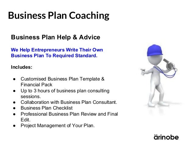 Business Planning Services – Consulting Business Plan Template