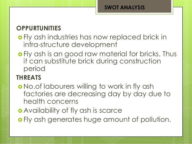 Business plan on fly ash (final)
