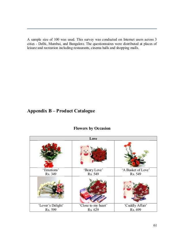 how to write a floral business plan