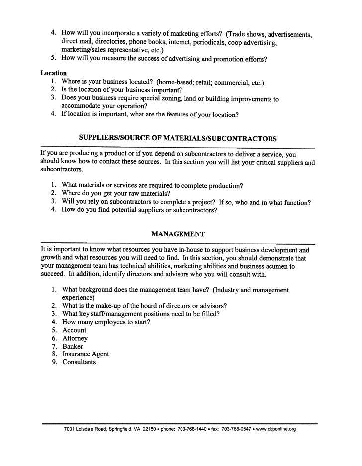 sales representative business plan sample