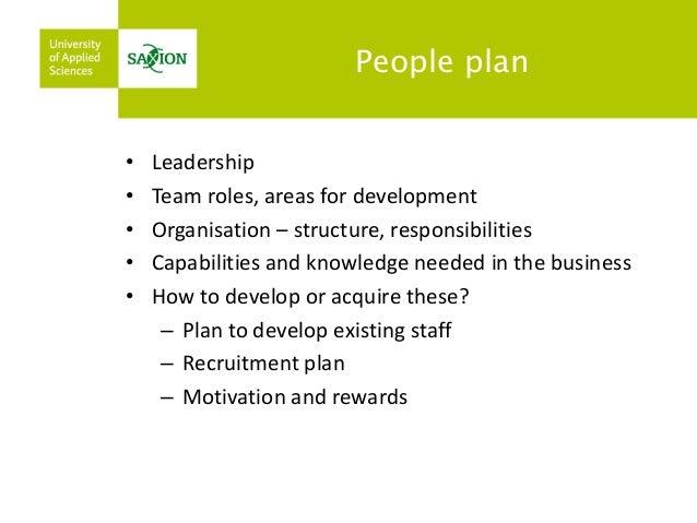 hoe een business plan opstellen machtiging