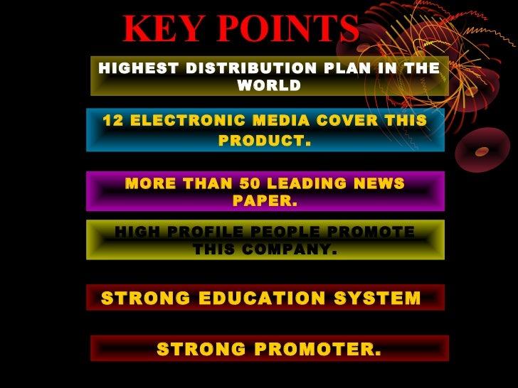 dhanwantari distributors business plan
